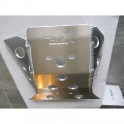 Sabot moteur type enduro en alu HVA 250/300 TE